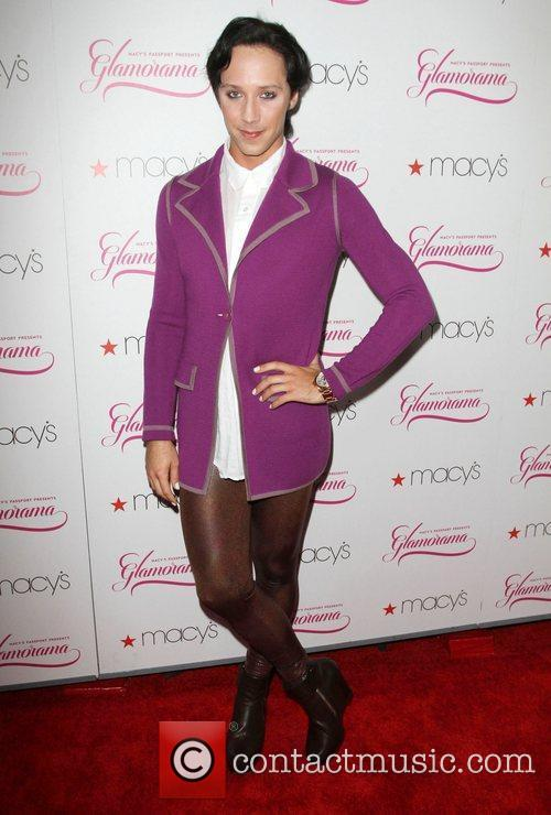 Johnny Weir and Macy's 5