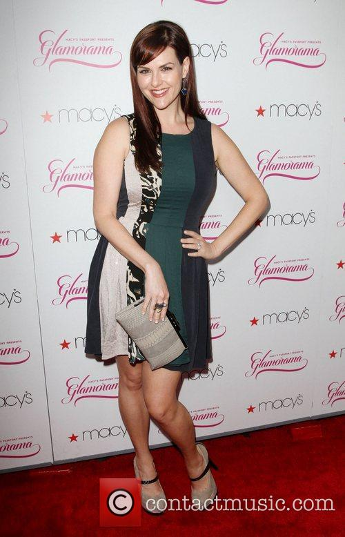 Sara Rue and Macy's 4