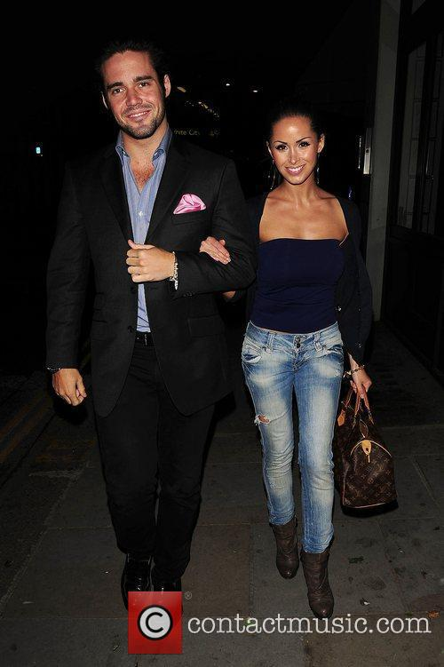 Spencer Matthews and Funda Onal of 'Made In...