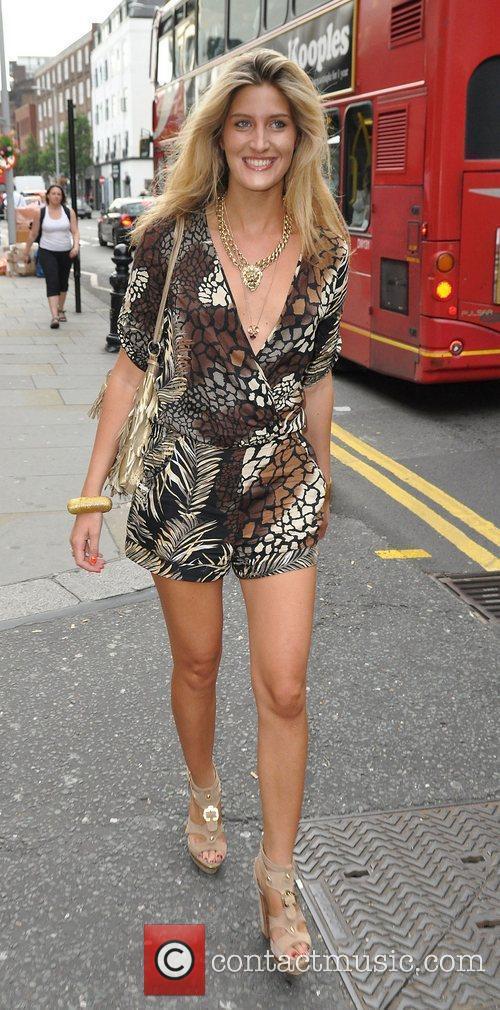Francesca 'Cheska' Hull,  of reality show 'Made...