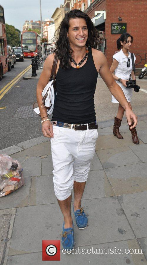 Ollie Locke,  of reality show 'Made in...