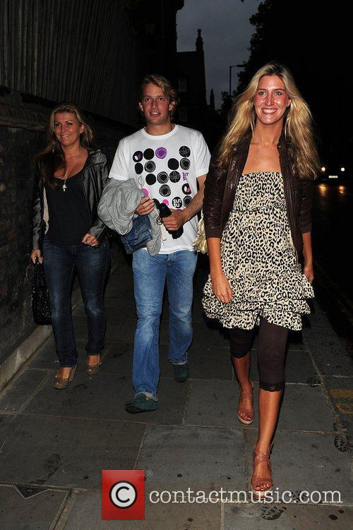 Francesca 'Cheska' Hull of 'Made In Chelsea'...