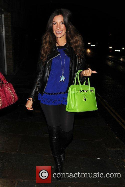 Gabriella Ellis of 'Made In Chelsea'  out...
