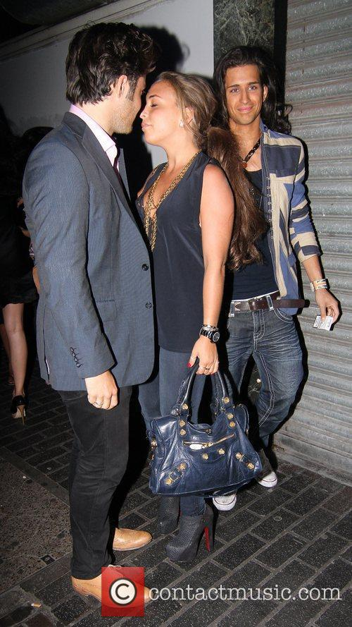 Leave The Dorchester hotel with Chloe Green to...