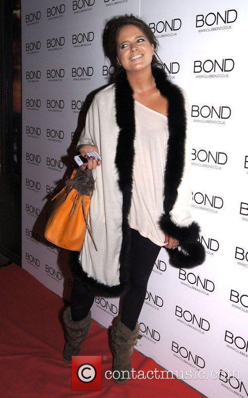 Alexandra 'Binky' Felstead 'The Chelsea Girls Party' at...