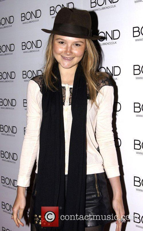 Amber Atherton 'The Chelsea Girls Party' at Bond...