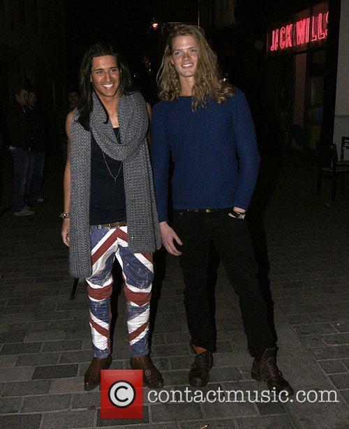 Fredrik Ferrier And Ollie Locke 'The Chelsea Girls...