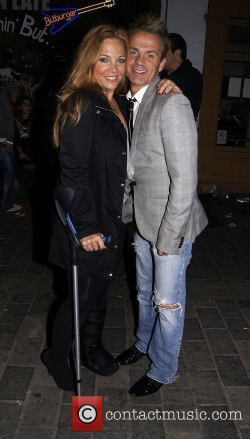 Julian Bennett  'The Chelsea Girls Party' at...