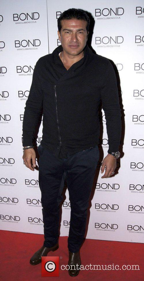 Tamer Hassan 'The Chelsea Girls Party' at Bond...