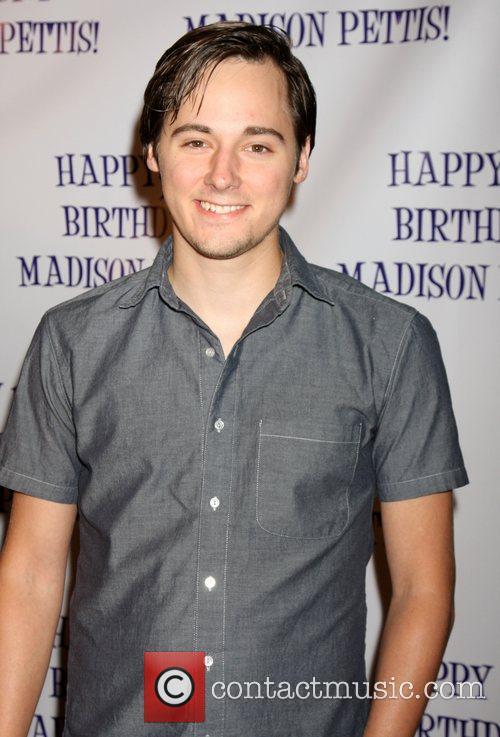 Jake Thomas Madison Pettis's 13th birthday party at...