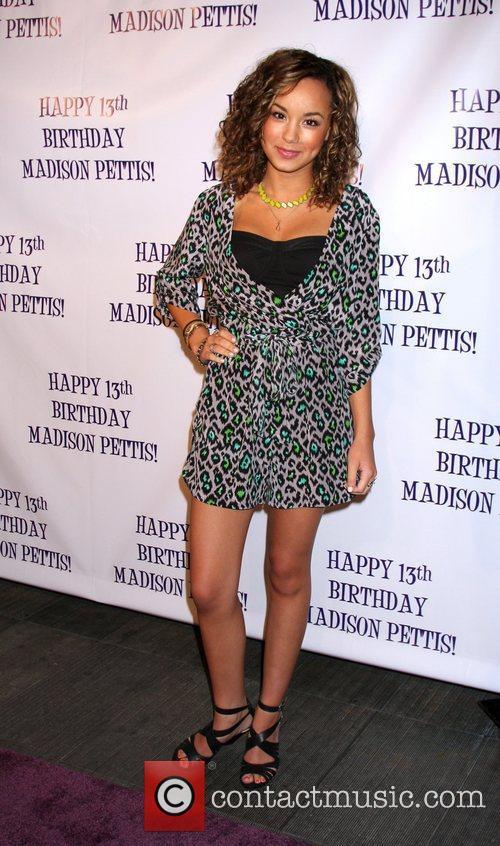 Savannah Jayde Madison Pettis's 13th birthday party at...