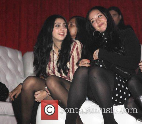 Lourdes and Madonna 4