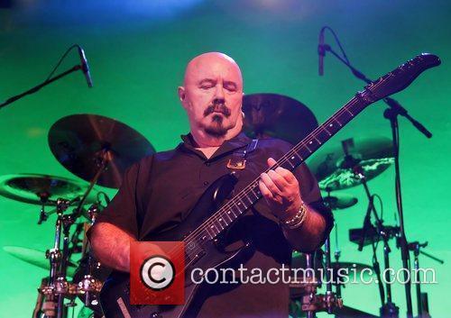 Progressive Rock Band Magnum Performing at Liverpool Stanley...