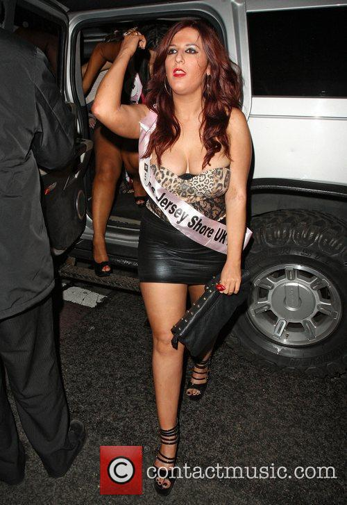Jersey Shore host party to celebrate the show's...