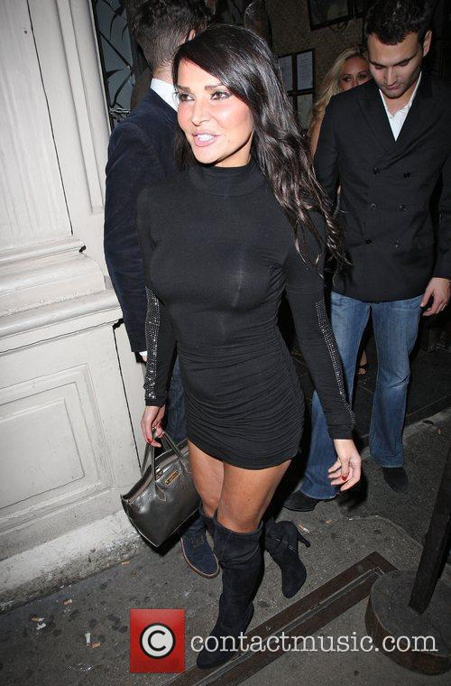 Lizzie Cundy and Jersey Shore 5