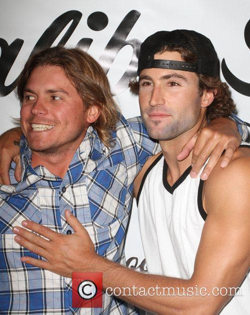 Brody Jenner The world famous Malibu Inn's private...