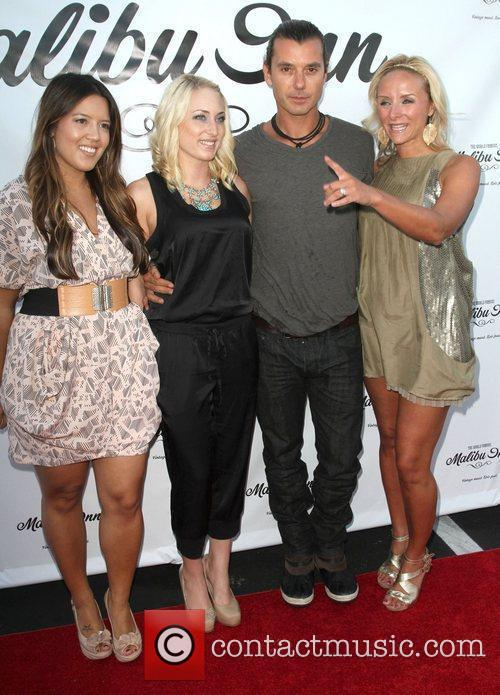 Gavin Rossdale and guests The world famous Malibu...