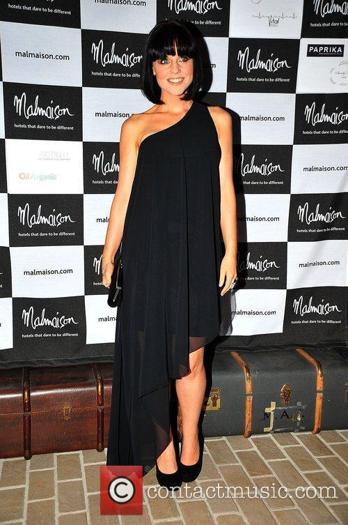 Relaunch celebration for the Malmaison Hotel - Arrivals