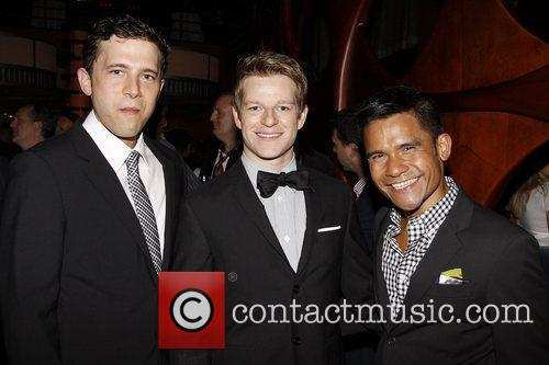 cast after party for the 10th broadway 3564051
