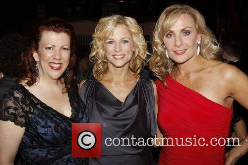 Jennifer Perry, Lisa Brescia and Judy McLane...