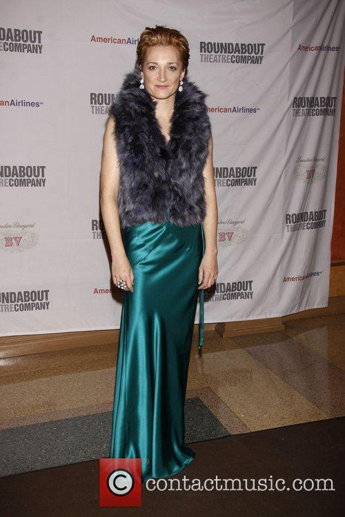 Opening night of the Broadway play 'Man And...