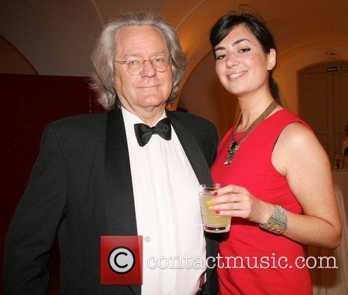 Caroline Modaressy-tehrani and Guest The Man Booker International...