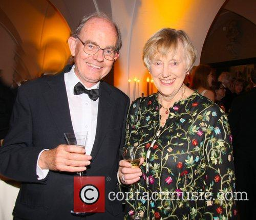Dame Stella Rimington and Guest The Man Booker...