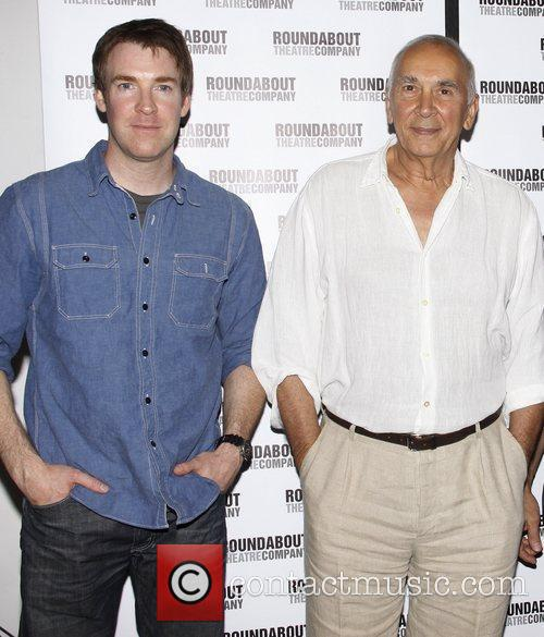 Brian Hutchison and Frank Langella Meet and greet...
