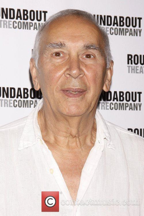 Frank Langella Meet and greet with the cast...