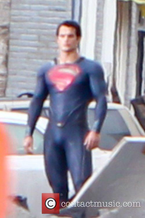 Henry Cavill and Superman 2