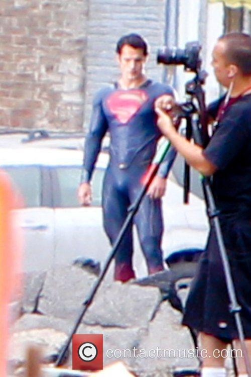 Henry Cavill and Superman 7