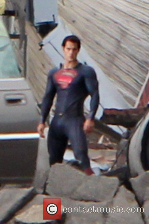 Henry Cavill and Superman 8