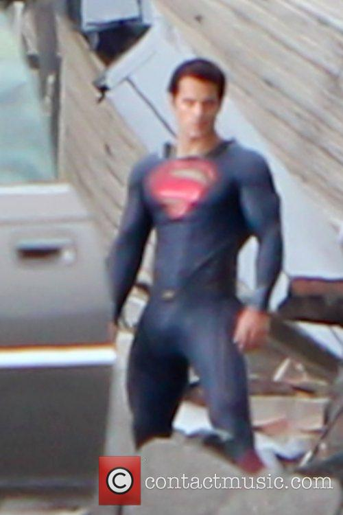 Henry Cavill and Superman 3