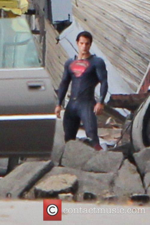 Henry Cavill and Superman 11