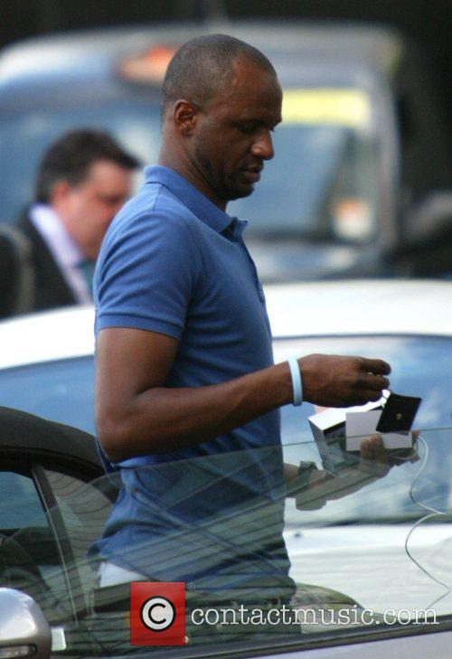 Patrick Viera outside the Lowry Hotel ahead of...