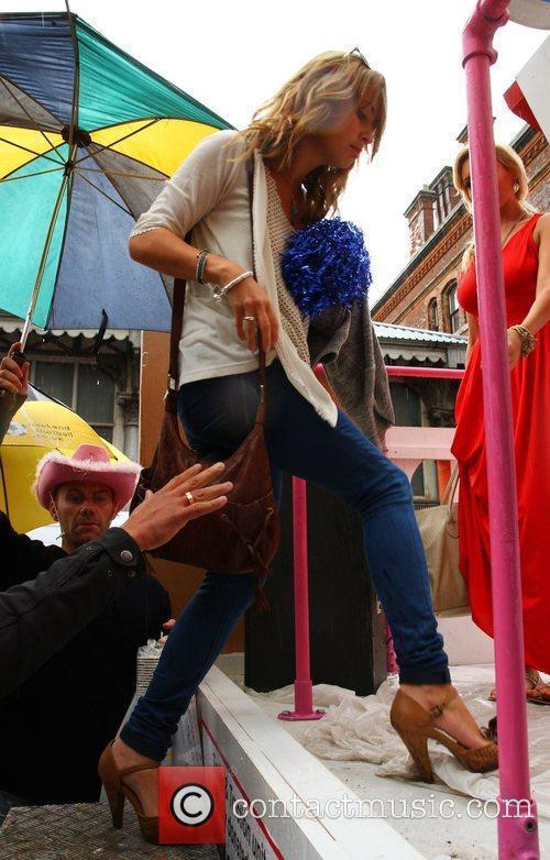 Samia Smith Manchester Gay Pride 2011 Manchester, England