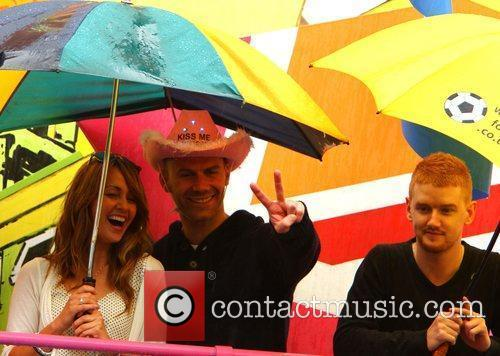 Samia Smith and Will Thorpe Manchester Gay Pride...