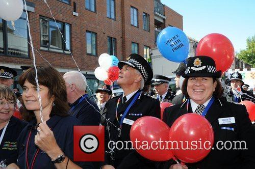 Chief Constable Fahey Manchester Gay Pride 2011 Manchester,...