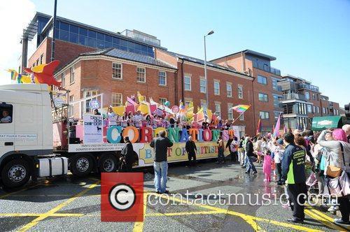 Manchester Gay Pride 2011
