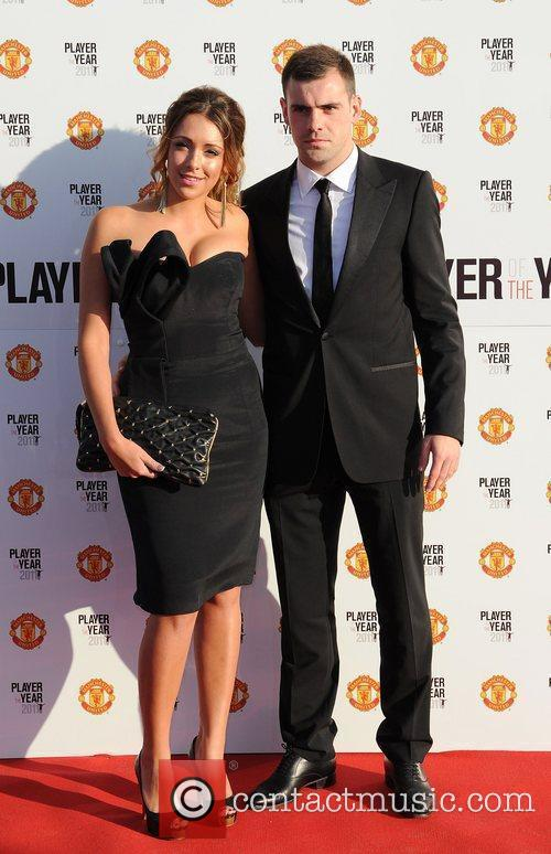 Darren Gibson Manchester United Annual Player of the...