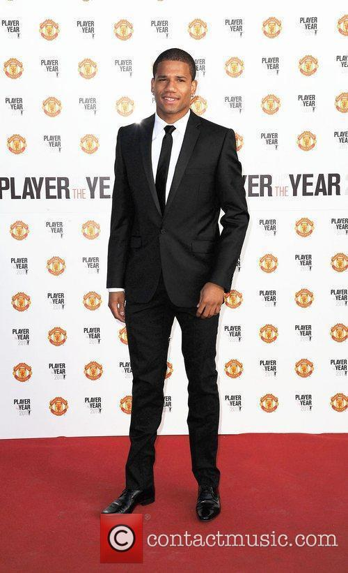 Djemba-Djemba Manchester United Annual Player of the Year...