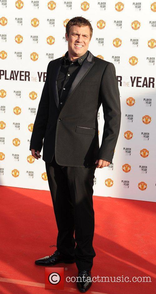 Jamie Lomas Manchester United Annual Player of the...