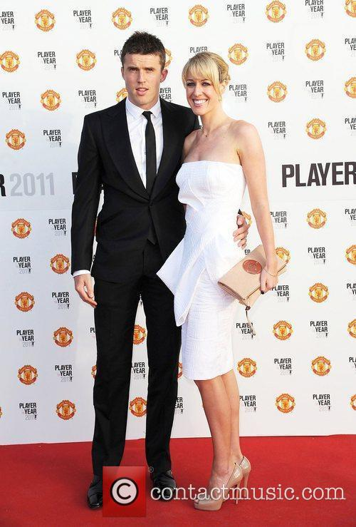Michael Carrick Manchester United Annual Player of the...