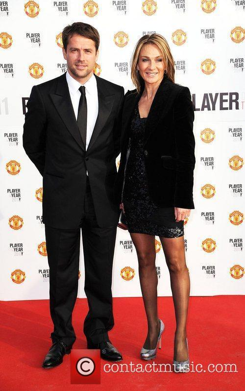 Micheal Owen Manchester United Annual Player of the...