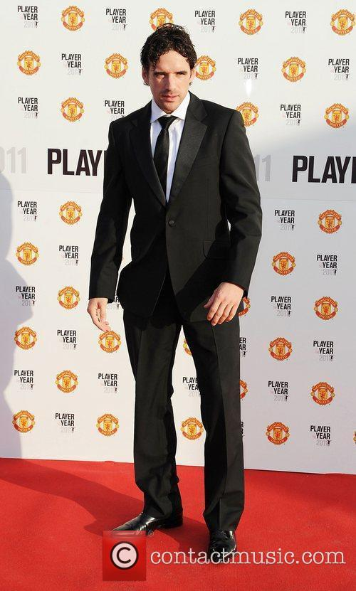 Owen Hargreaves Manchester United Annual Player of the...