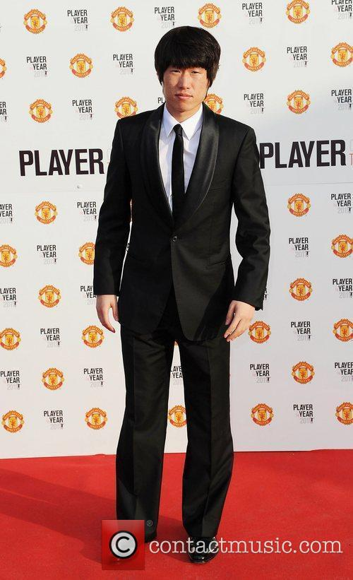 Park Ji-Sung Manchester United Annual Player of the...