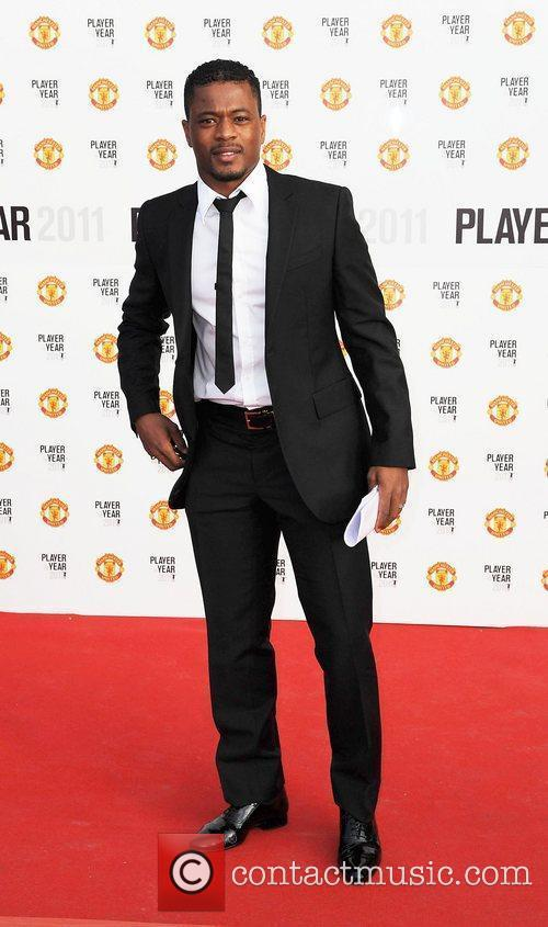 Patrice Evra Manchester United Annual Player of the...