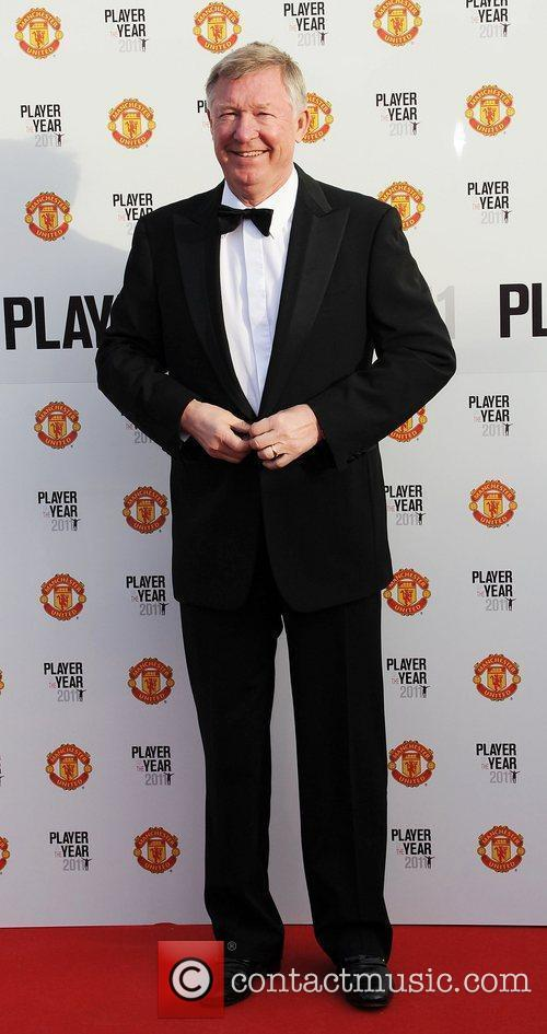 Sir Alex Ferguson Manchester United Annual Player of...