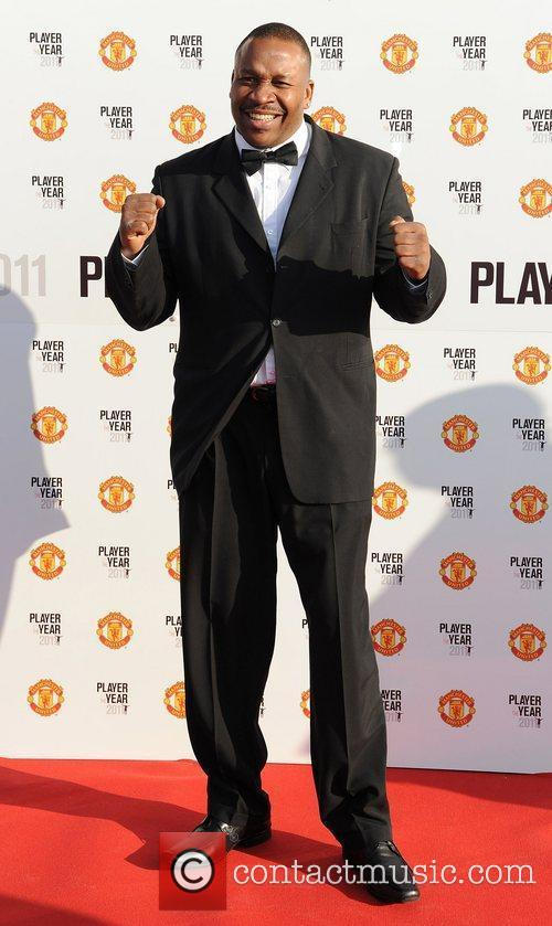 Tim Weatherspoon Manchester United Annual Player of the...
