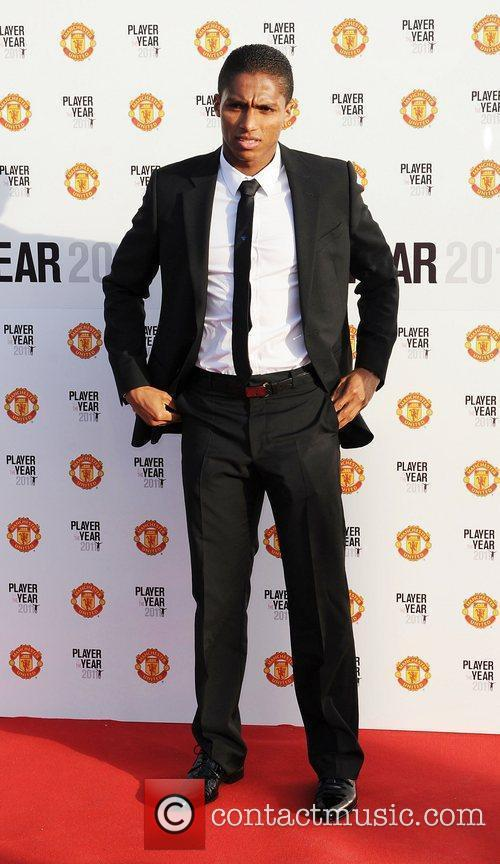 Valencia Manchester United Annual Player of the Year...
